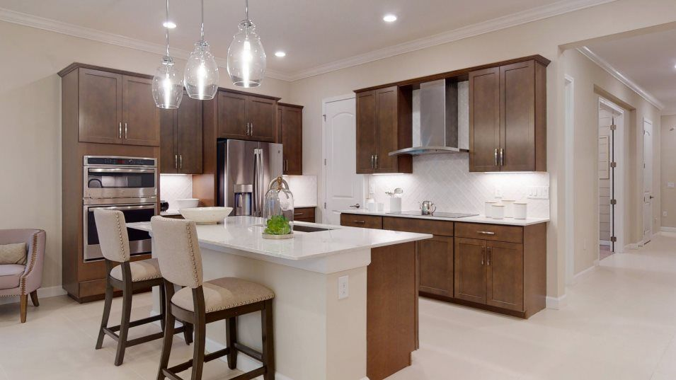 Kitchen featured in the Key Largo By Lennar in Martin-St. Lucie-Okeechobee Counties, FL