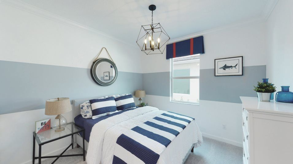 Bedroom featured in the Willow By Lennar in Palm Beach County, FL