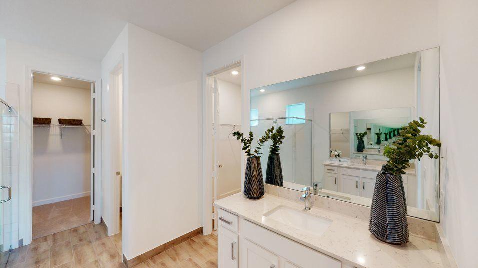 Bathroom featured in the Tarragon By Lennar in Palm Beach County, FL