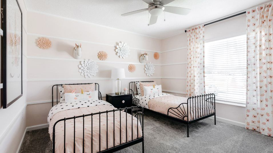 Bedroom featured in the Harrisburg By Lennar in Melbourne, FL