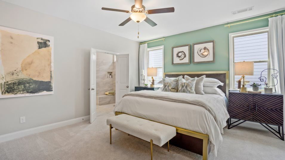 Bedroom featured in the Brunswick By Lennar in Atlanta, GA