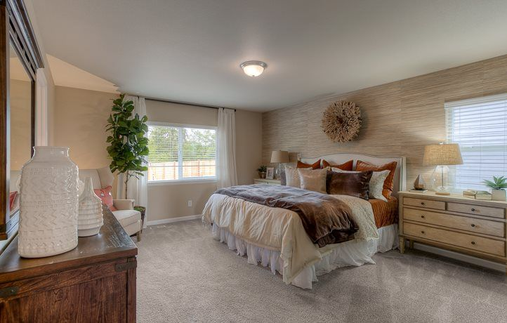 Bedroom featured in the Bainbridge By Lennar in Tacoma, WA