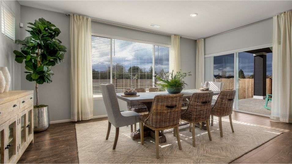 Living Area featured in the Meridian By Lennar in Tacoma, WA