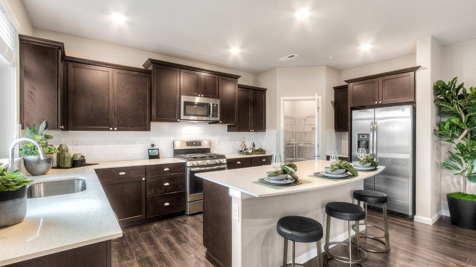 Kitchen featured in the Davenport By Lennar in Tacoma, WA