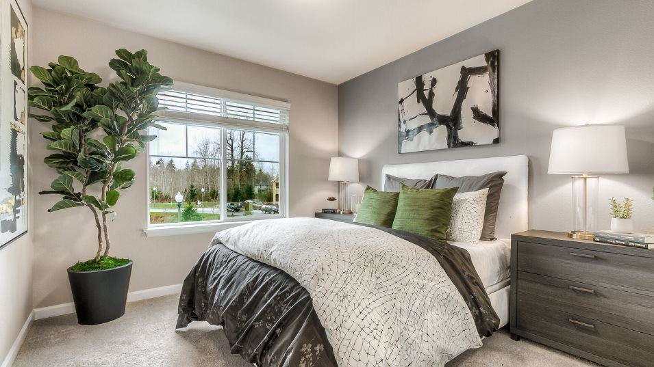 Bedroom featured in the Davenport By Lennar in Seattle-Bellevue, WA