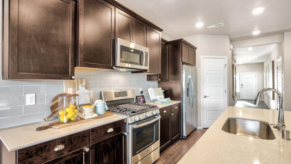 Kitchen featured in the Aspen By Lennar in Seattle-Bellevue, WA
