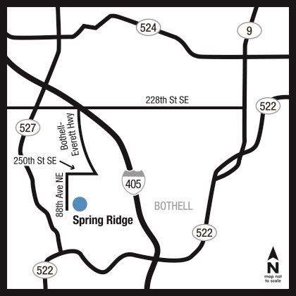 'Spring Ridge' by Lennar - Seattle Homebuilding in Seattle-Bellevue