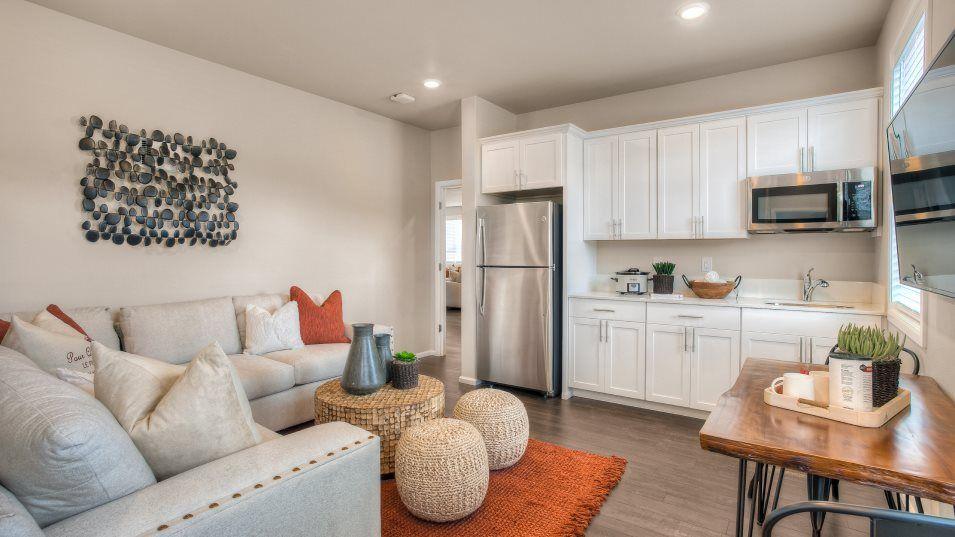 Living Area featured in the Bainbridge By Lennar in Seattle-Bellevue, WA