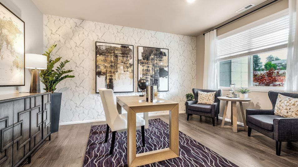 Living Area featured in the Gregory By Lennar in Seattle-Bellevue, WA