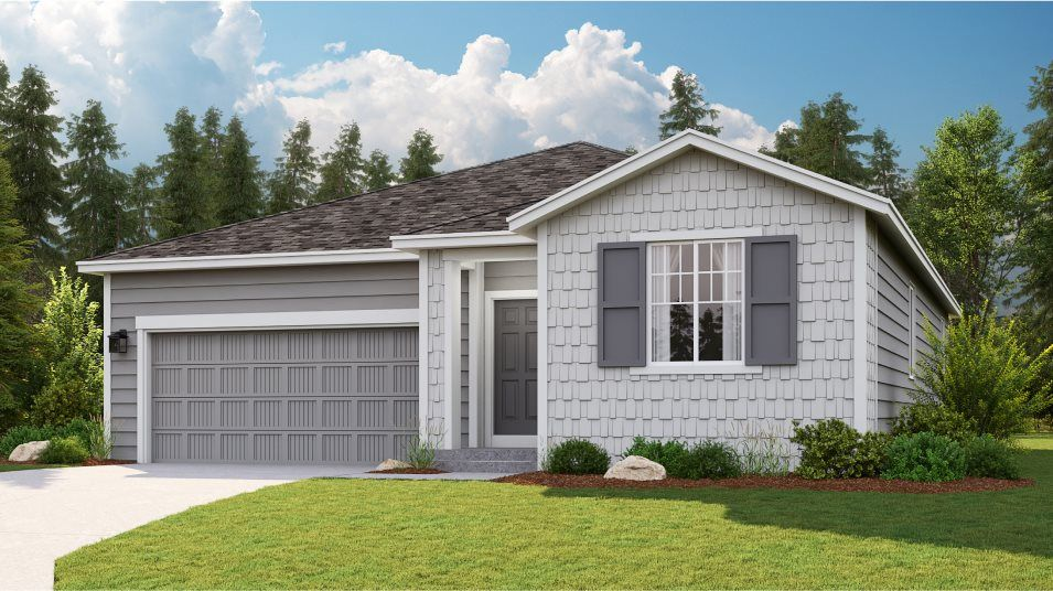 Exterior featured in the Hamilton By Lennar in Bremerton, WA