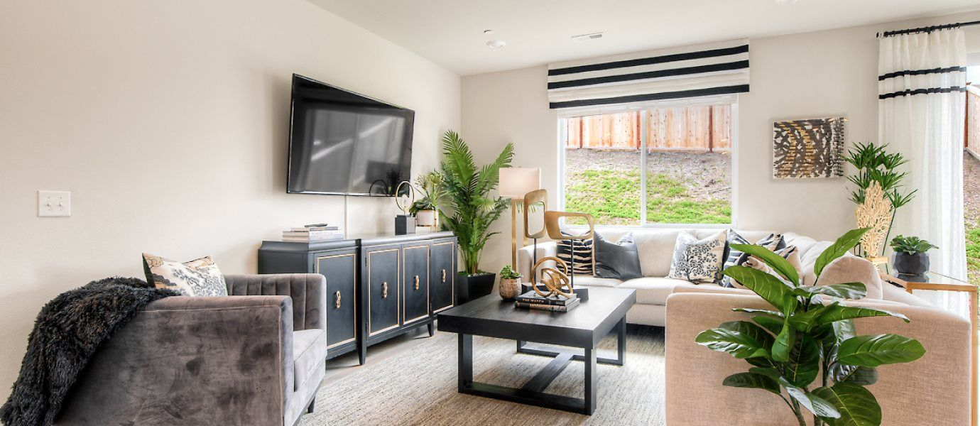 Living Area featured in the Hamilton By Lennar in Bremerton, WA