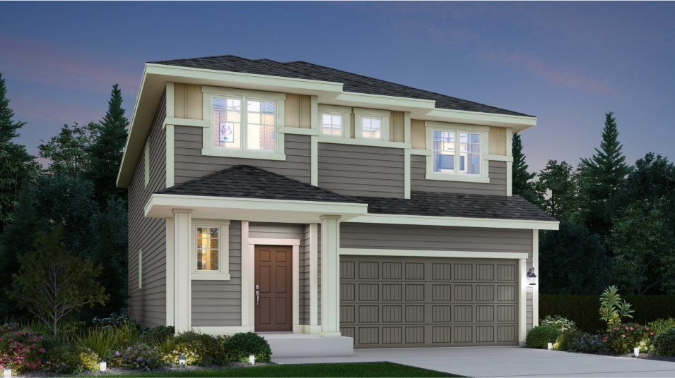 Exterior featured in the Hickory By Lennar in Bremerton, WA