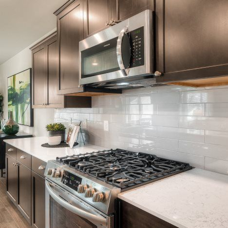 Kitchen featured in the Magnolia By Lennar in Bremerton, WA