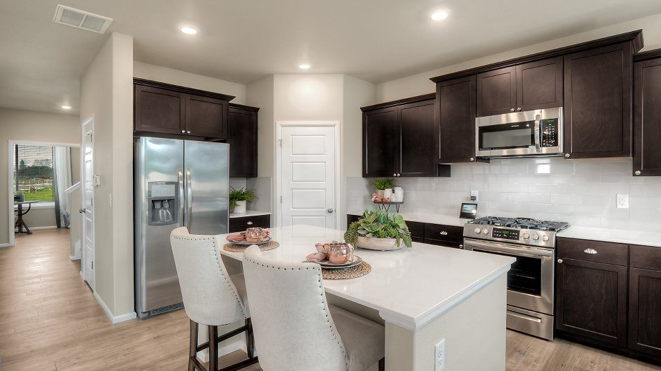 Kitchen featured in the Stevenson By Lennar in Bremerton, WA