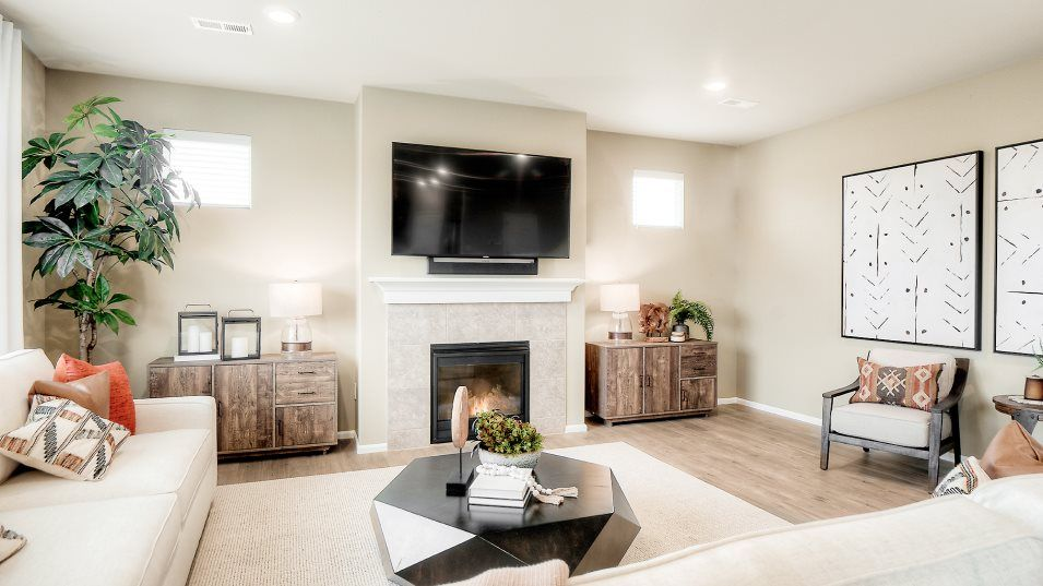Living Area featured in the Stevenson By Lennar in Bremerton, WA