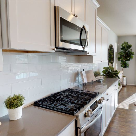 Kitchen featured in the Meridian By Lennar in Bremerton, WA