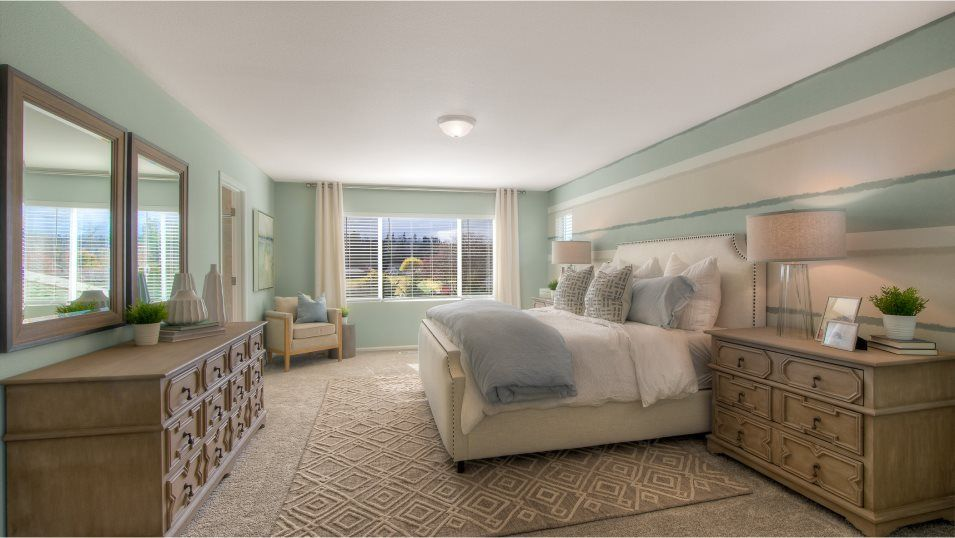 Bedroom featured in the Meridian By Lennar in Bremerton, WA