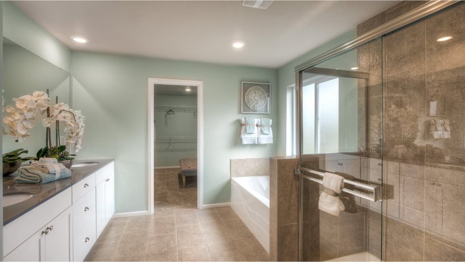 Bathroom featured in the Meridian By Lennar in Bremerton, WA