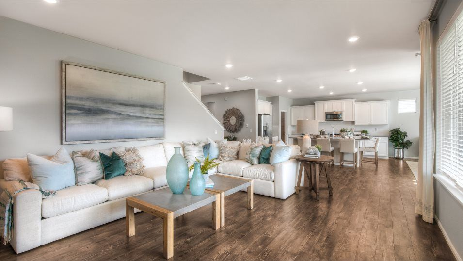 Living Area featured in the Meridian By Lennar in Bremerton, WA