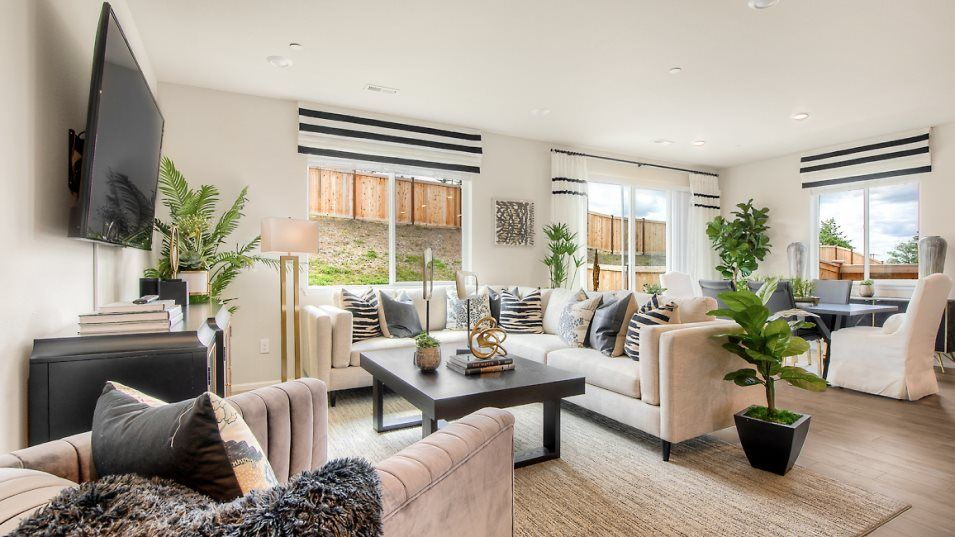 Living Area featured in the Hamilton By Lennar in Olympia, WA