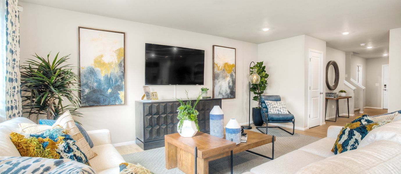 Living Area featured in the Merlot By Lennar in Olympia, WA