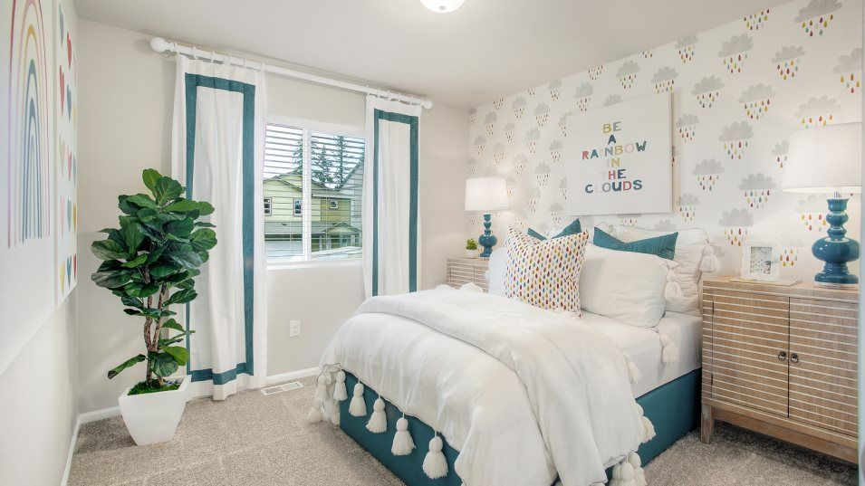 Bedroom featured in the Merlot By Lennar in Olympia, WA