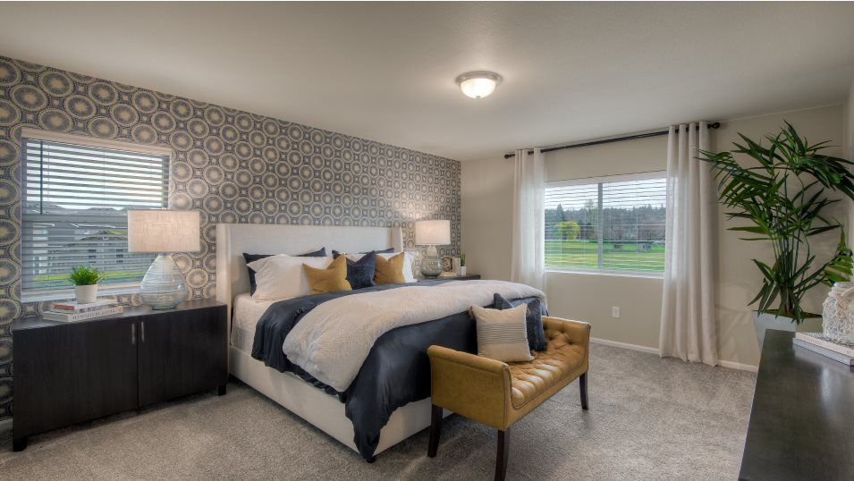 Bedroom featured in the Bainbridge 4-Car By Lennar in Tacoma, WA