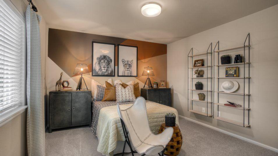 Bedroom featured in the Bainbridge By Lennar in Seattle-Bellevue, WA