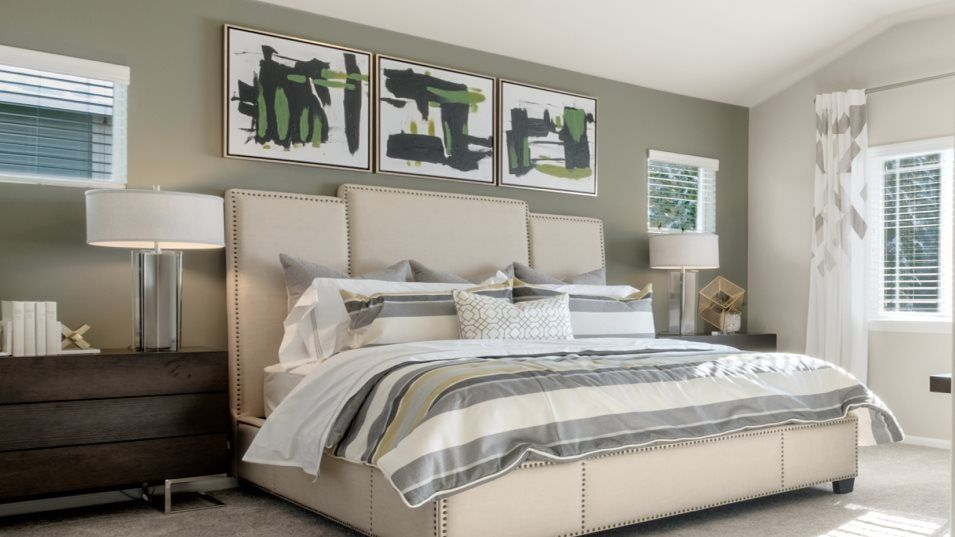 Bedroom featured in the Magnolia II By Lennar in Seattle-Bellevue, WA
