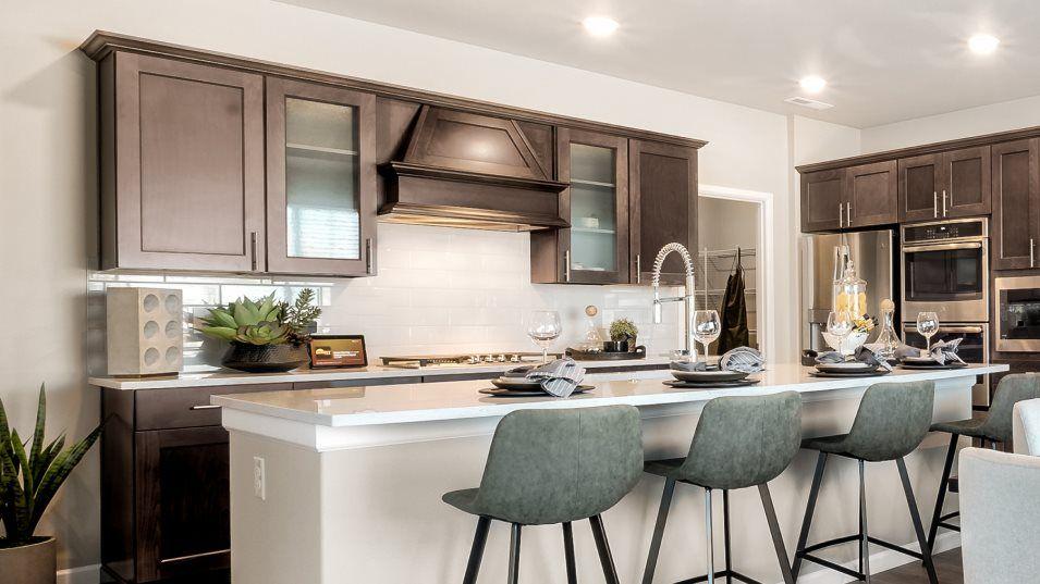 Kitchen featured in the Clark By Lennar in Seattle-Bellevue, WA