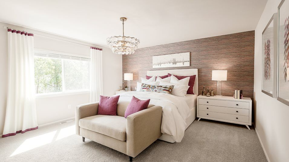 Bedroom featured in the Sequoia II By Lennar in Seattle-Bellevue, WA