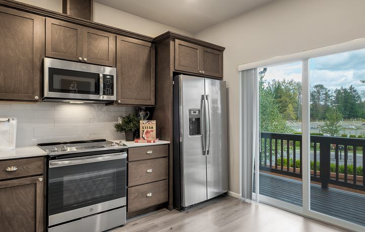 Kitchen featured in the Ava By Lennar in Tacoma, WA