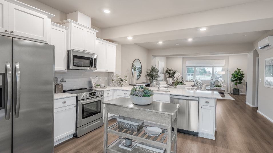 Kitchen featured in the Alice By Lennar in Tacoma, WA