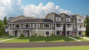 Alice - Sunrise - Emerald Pointe Townhomes: Puyallup, Washington - Lennar