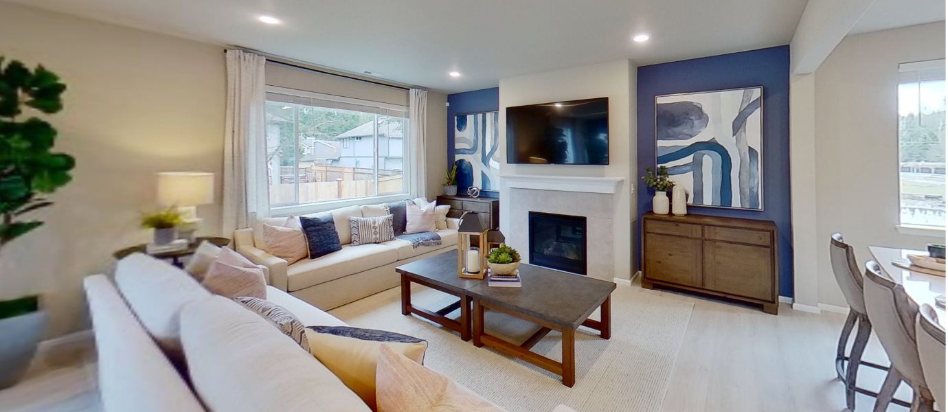 Living Area featured in the Sequoia By Lennar in Seattle-Bellevue, WA