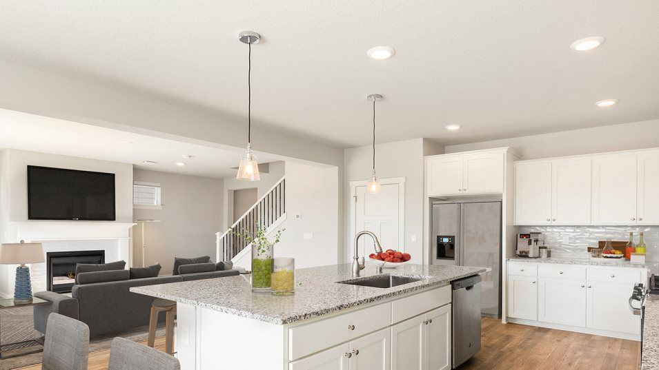 Kitchen featured in the Fairview By Lennar in Portland-Vancouver, WA
