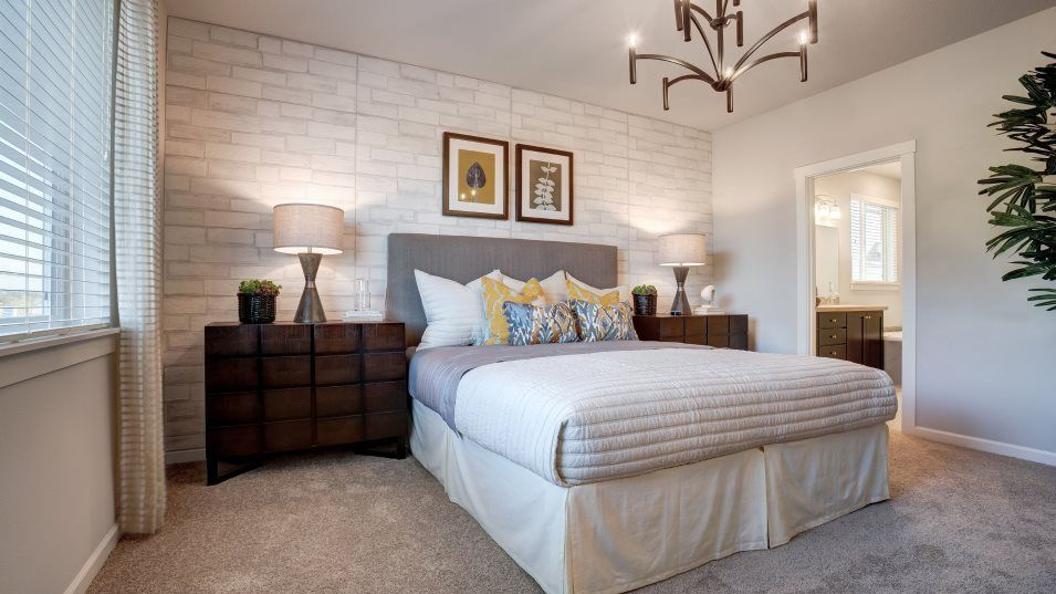 Bedroom featured in the Endicott By Lennar in Portland-Vancouver, WA