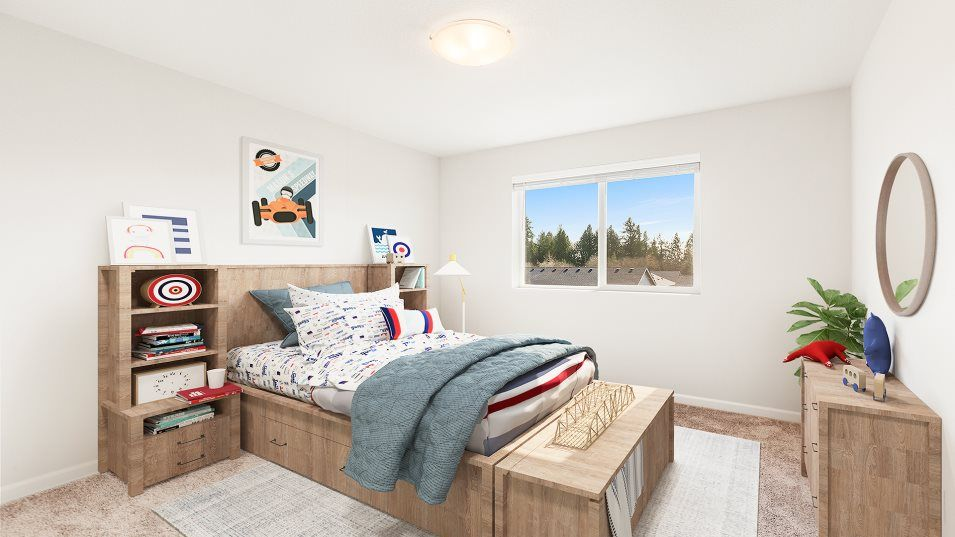 Bedroom featured in the Fairview By Lennar in Portland-Vancouver, WA