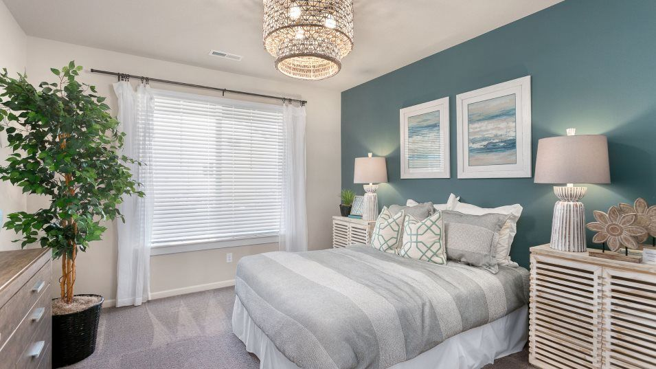 Bedroom featured in the Burlington By Lennar in Portland-Vancouver, WA