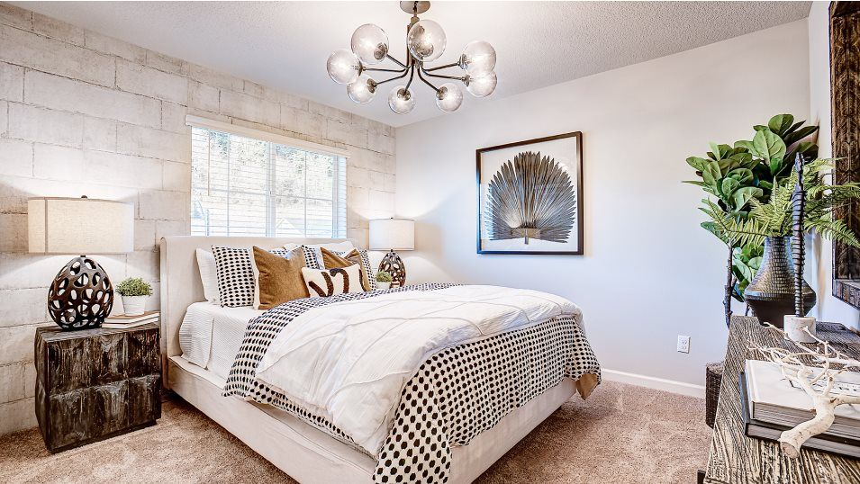 Bedroom featured in the St John By Lennar in Portland-Vancouver, WA