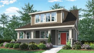 Ames - Reed's Crossing - The Monarch Collection: Hillsboro, Oregon - Lennar