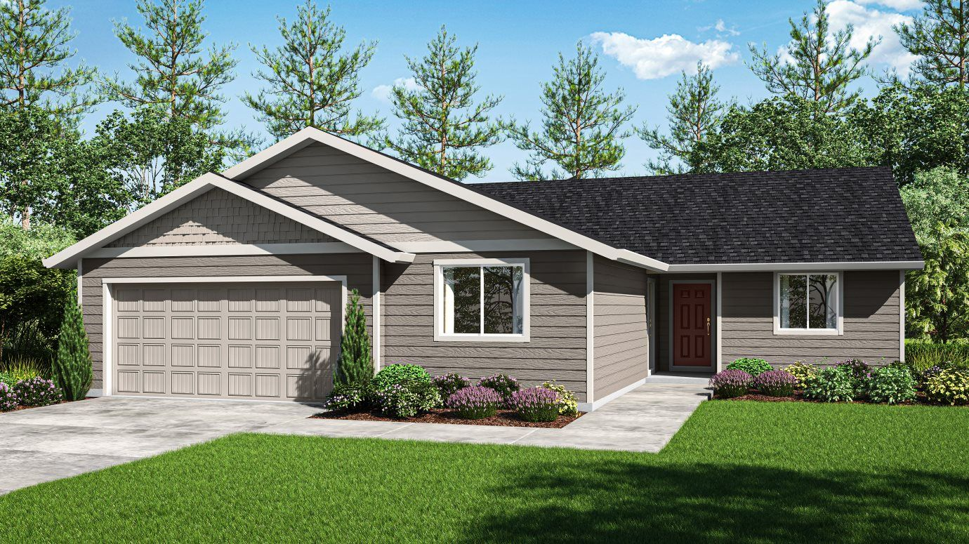 Exterior featured in the Dalton By Lennar in Salem, OR