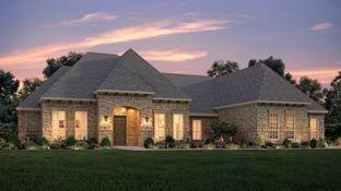 Monticello - Gean Estates: Keller, Texas - Village Builders