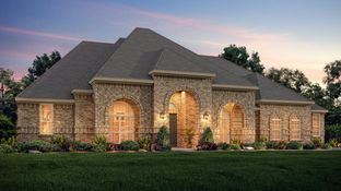 Legacy II - Gean Estates: Keller, Texas - Village Builders
