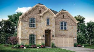 Bryson II - Estates at Shaddock: Frisco, Texas - Village Builders