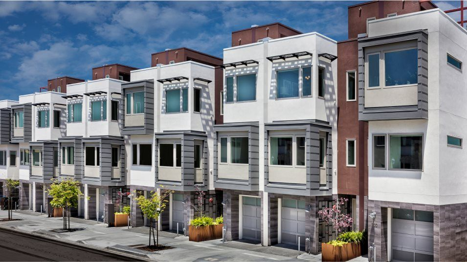 Exterior featured in the Plan A1 By Lennar in San Francisco, CA