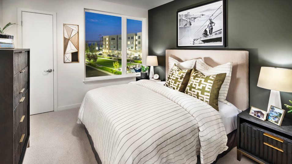 Bedroom featured in the 10 Innes Ct #204 By Lennar in San Francisco, CA