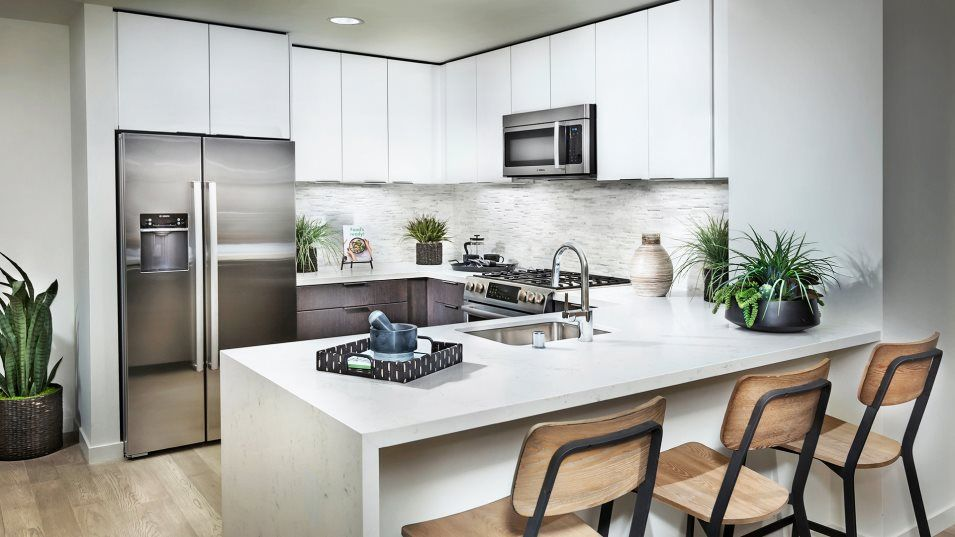 Kitchen featured in the 10 Innes Ct #204 By Lennar in San Francisco, CA