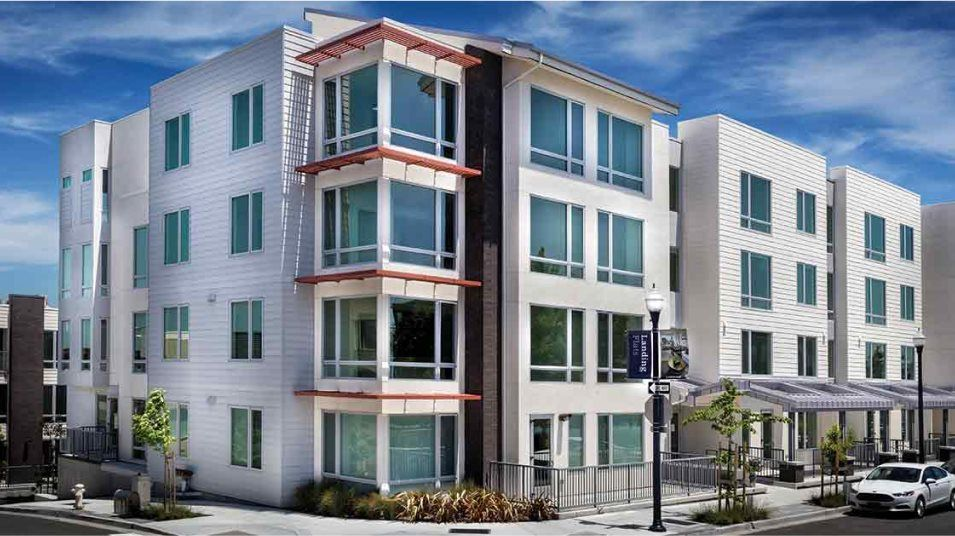 Exterior featured in the 10 Innes Ct #304 By Lennar in San Francisco, CA