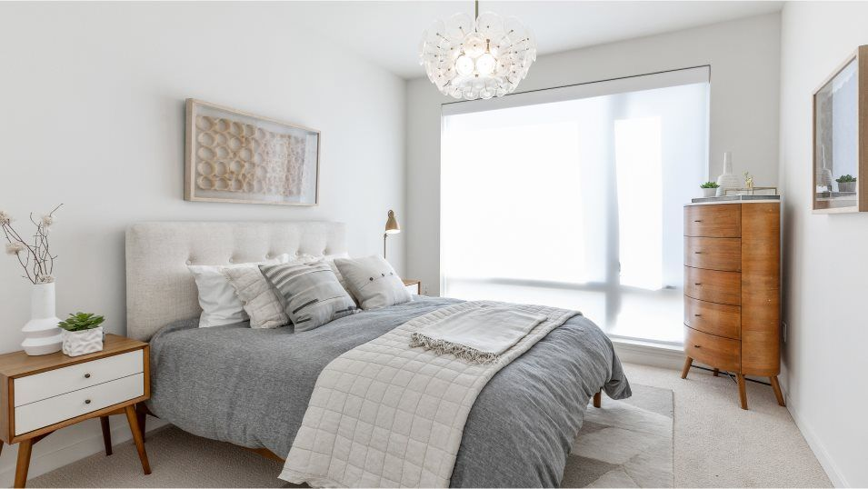 Bedroom featured in the 10 Kennedy Pl #203 By Lennar in San Francisco, CA